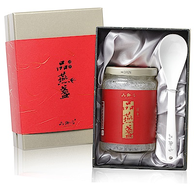 品御方 品燕盞燕窩禮盒(350g/瓶)
