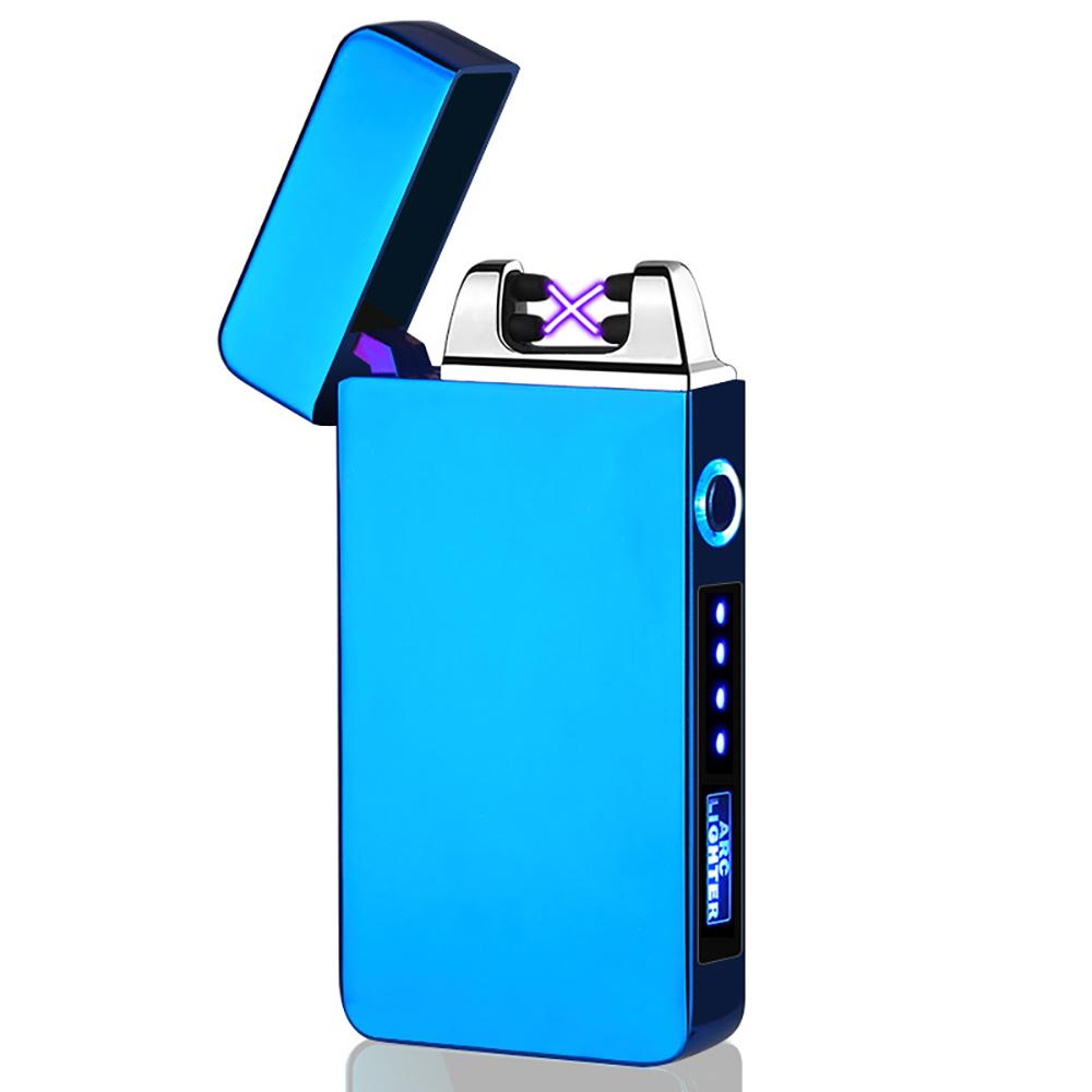 WIDE VIEW USB雙電弧打火機(JL-668) product image 1