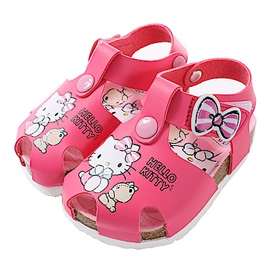 Hello kitty女童涼鞋 sk0652 魔法Baby