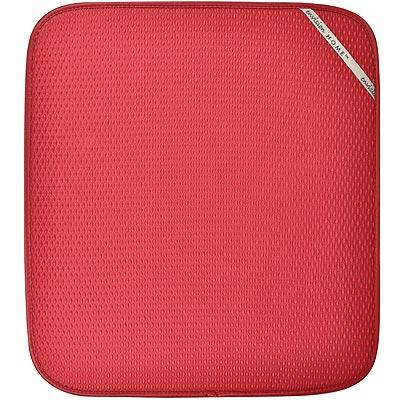 《FOXRUN》Envision碗盤吸水墊(紅S)