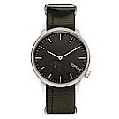 KOMONO Winston Subs Nato腕錶-橄欖綠/41mm