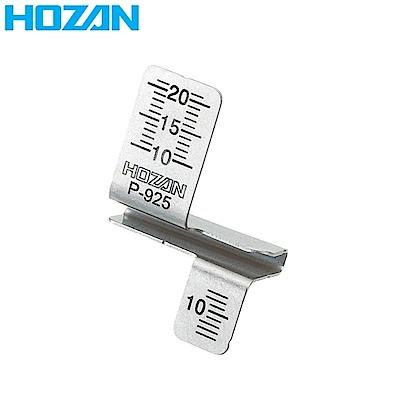 日本製造HOZAN寶山多功能剝線鉗P-958剝線壓接鉗剪鉗(適2C白扁線、3C白扁線、VA線)夾線鉗子