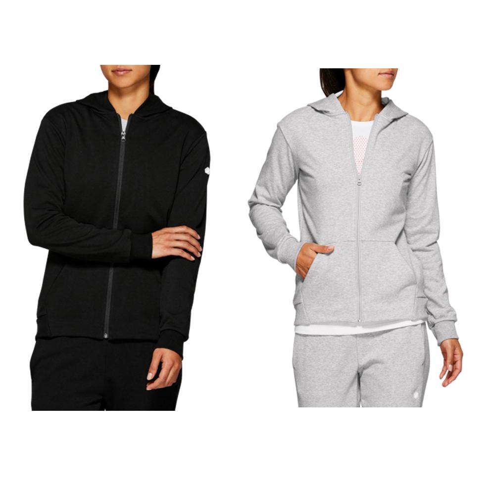 ASICS亞瑟士 品牌週限定$649 女版 運動風格上衣 長袖T 帽T 連帽T恤 多款任選 product image 1