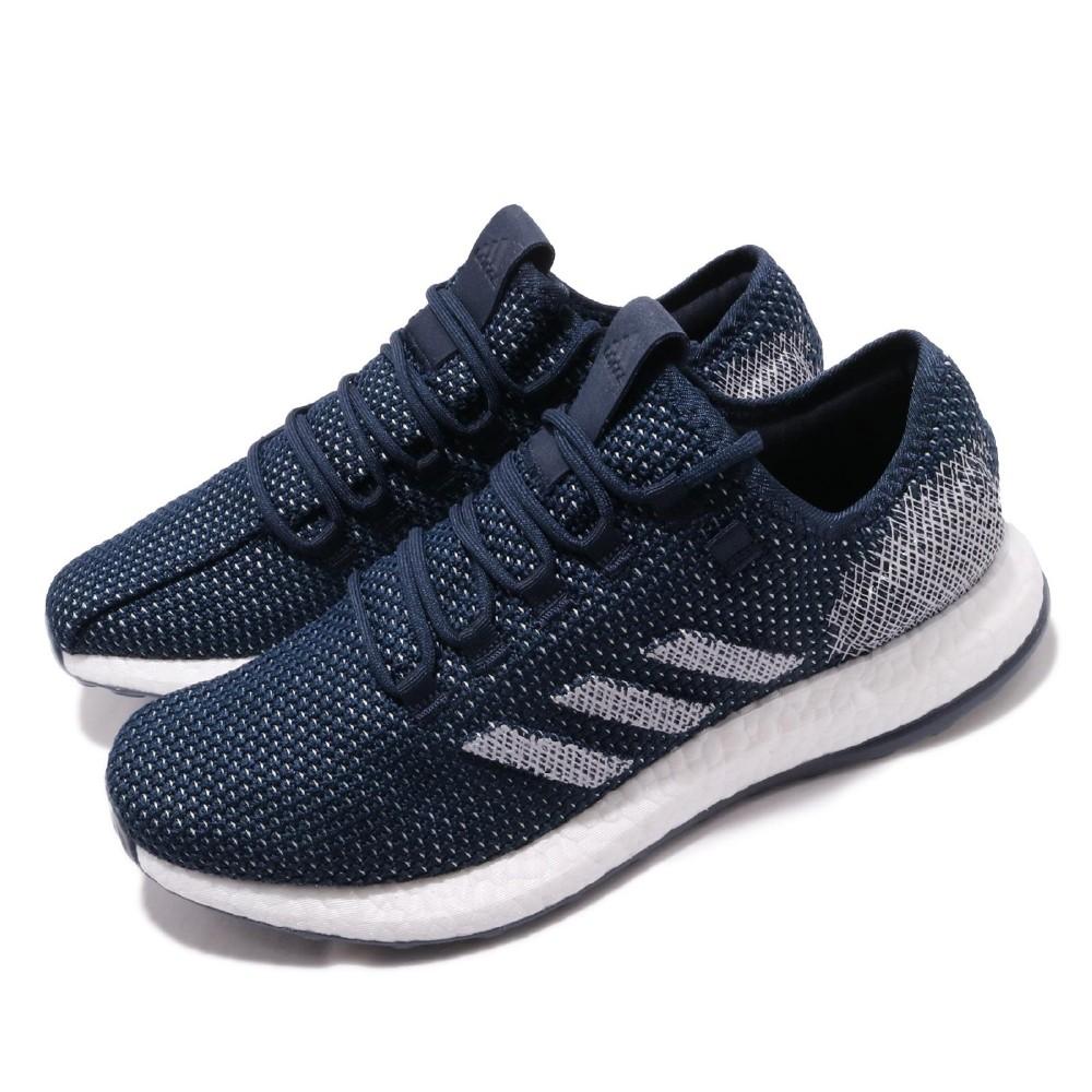 adidas 慢跑鞋 PureBOOST Clima 男鞋 @ Y!購物