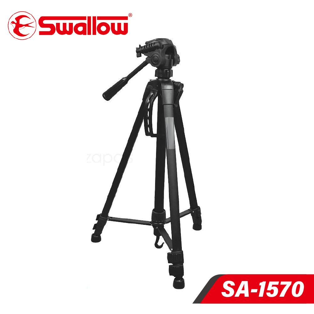 Swallow SA-1570 鋁合金握把式三腳架 公司貨