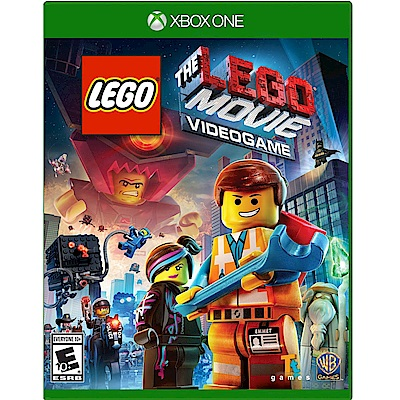 樂高玩電影 LEGO THE MOVIE VIDEOGAME-XBOX ONE英文美版