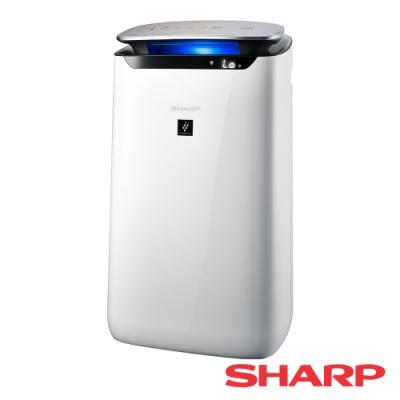 SHARP夏普 15坪 自動除菌離子空氣清淨機 FP-J60T-W