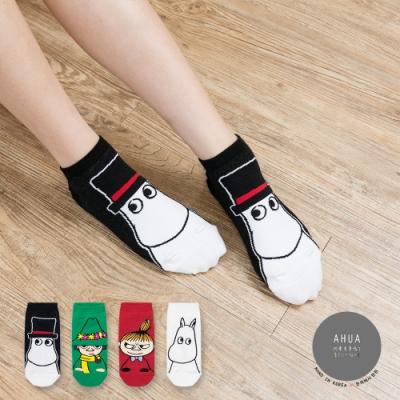 阿華有事嗎 韓國襪子 立體手手嚕嚕咪短襪  韓妞必備短襪 正韓百搭卡通襪