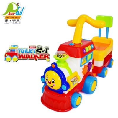 Playful Toys 頑玩具 火車頭學步車