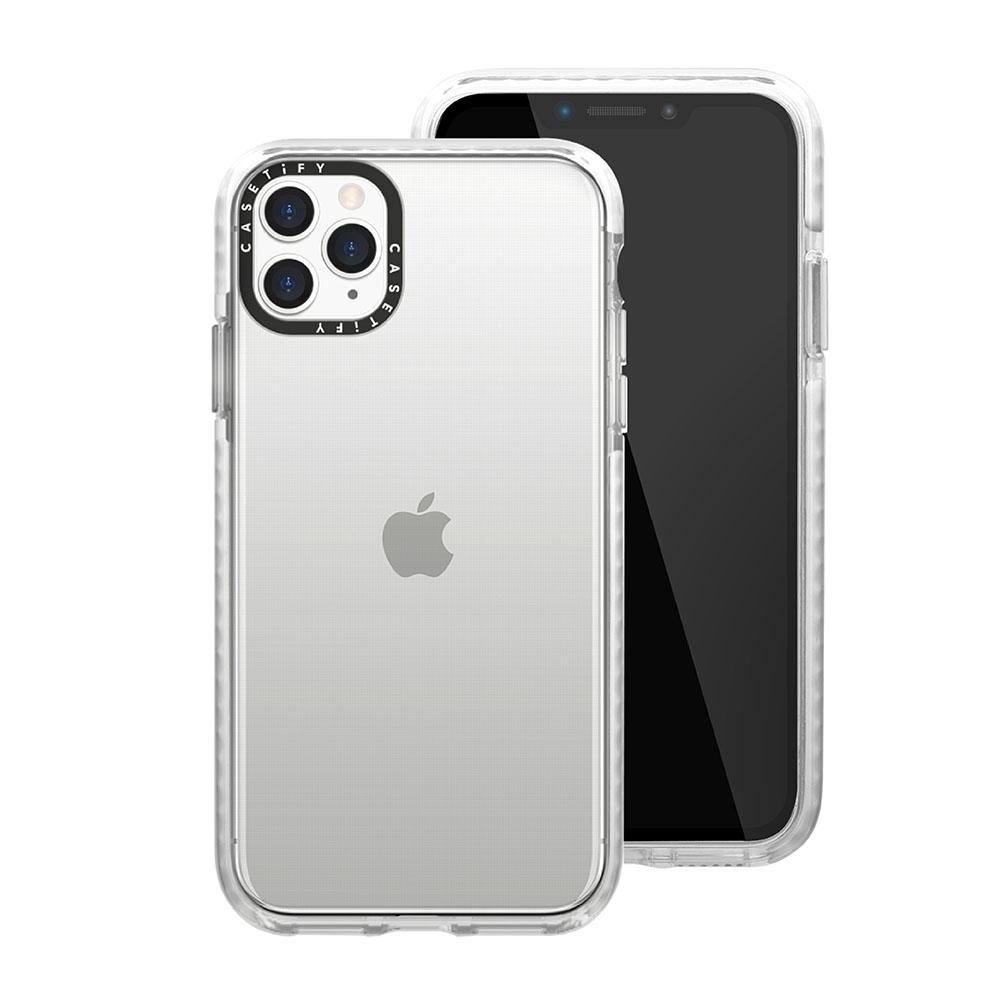 Casetify iPhone 11 Pro Max 耐衝擊保護殼-透明