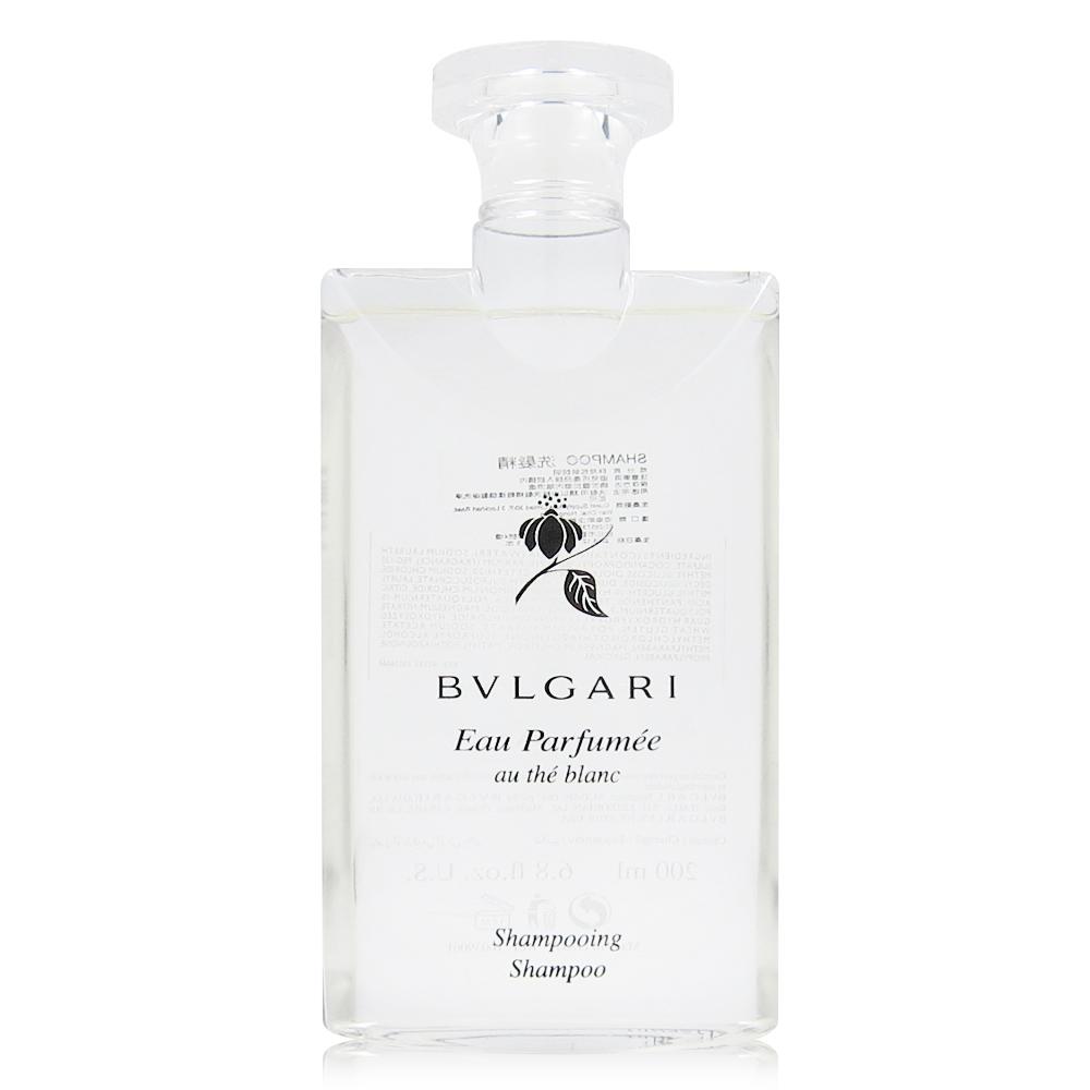 BVLGARI寶格麗 白茶洗髮精200ML