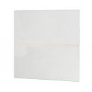 文創集 卡森 環保3.5尺塑鋼單人床頭片(8色可選)-106x2.5x90m免組
