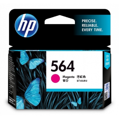HP CB319WA 原廠紅色墨水匣 NO:564