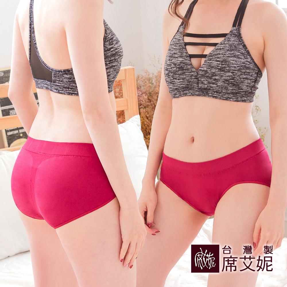 席艾妮SHIANEY 台灣製造(5件組) 超彈力 棉質 低腰內褲