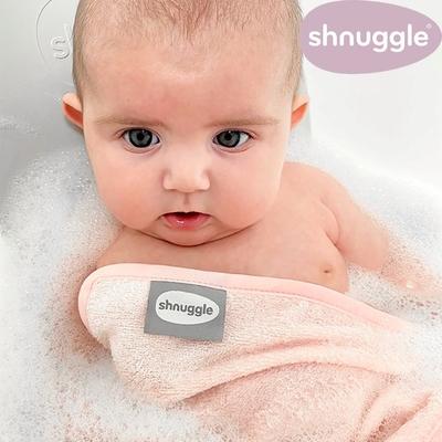 【英國Shnuggle】竹纖維小方巾(多款可選 細緻舒柔 抗菌透氣)