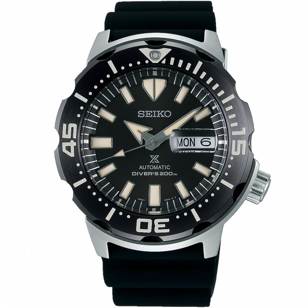 SEIKO PROSPEX 蛙人潛水機械錶-4R36-07B0D(SRPD27J1)43mm