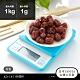 日本TANITA粉彩電子料理秤KD-187 product thumbnail 1