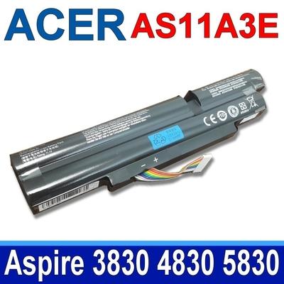 宏碁 ACER AS11A3E 高品質 電池 Aspire 5830T 5830TG AS11A5E AS11A3E Gateway ID47H ID57H ID57H03h 3ICR19/66-2