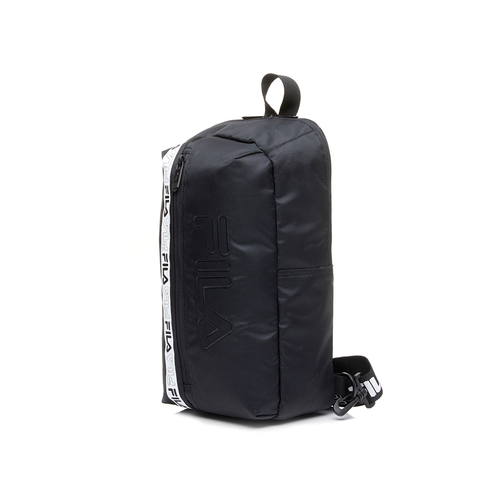 FILA 單肩後背包-黑 BPU-5204-BK