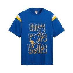 Levis X Snoopy sport限量聯名 男款 短袖T恤 史努比上籃 Hoops
