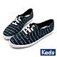 Keds CHAMPION 手繪藝術塗鴉綁帶休閒鞋-海軍藍 product thumbnail 1