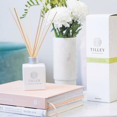 【Tilley 百年特莉】經典室內香氛擴香瓶75ml(共6款可任選)