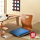 C'est Chic_悠雅度日曲木和室椅-海軍藍 product thumbnail 1