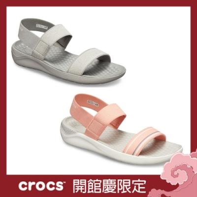 【開館慶限定】 Crocs卡駱馳  熱銷涼鞋均一價$1188元(多款任選)