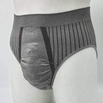 三合豐 ELF 男性竹炭三角內褲-3件