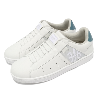 Royal Elastics 休閒鞋 Icon 基本款 女鞋 皮革鞋面 舒適 簡約 質感 穿搭 白 灰 91912085