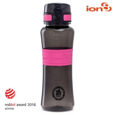 ION8 Ultimate運動休閒水壺I8550【Pink Black黑粉紅】