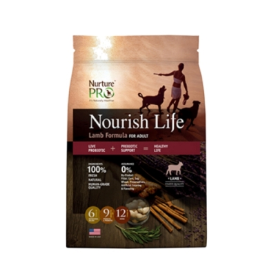 Nurture PRO 天然密碼-低敏羊肉/成犬 12.5lb/5.7kg (NP-222057)