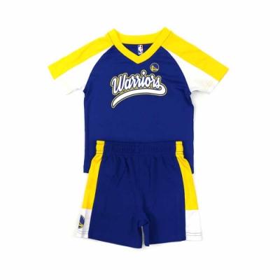 NBA 幼兒 短袖套裝 勇士隊