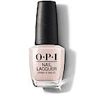 OPI 赤裸告白系列.在這裡接吻 指甲油(NLSH2)