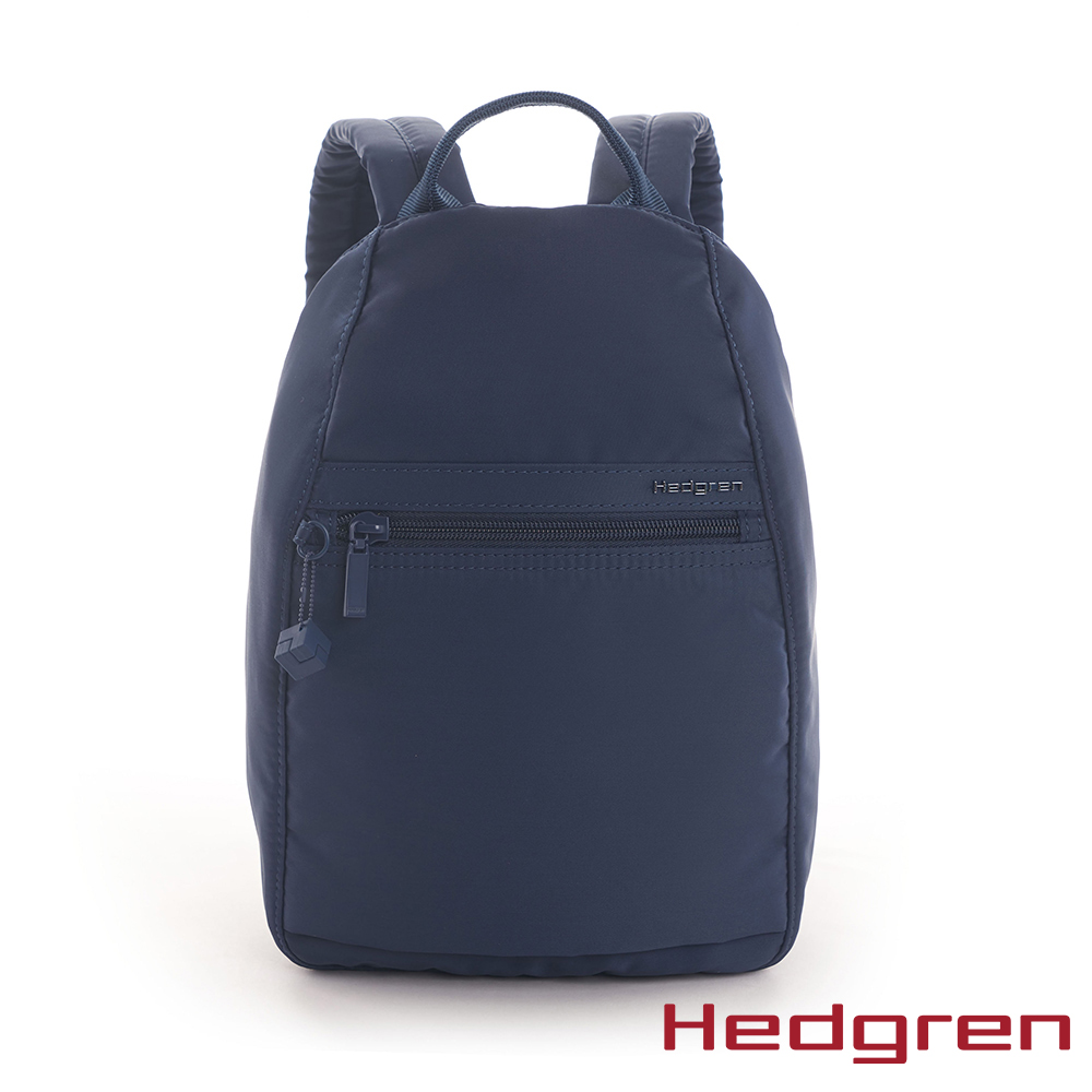 【Hedgren】藍後背開口包 - HIC11 L  VOGUE