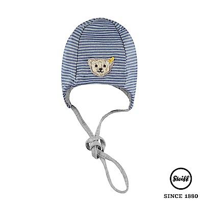 STEIFF德國精品童裝 熊熊條紋圓頂帽