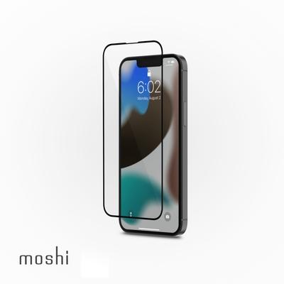 Moshi AirFoil Pro 強韌抗衝擊滿版螢幕保護貼 for iPhone 13 mini