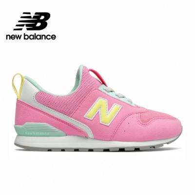 【New Balance】童鞋_中性_可愛粉_PT996SLP-W楦