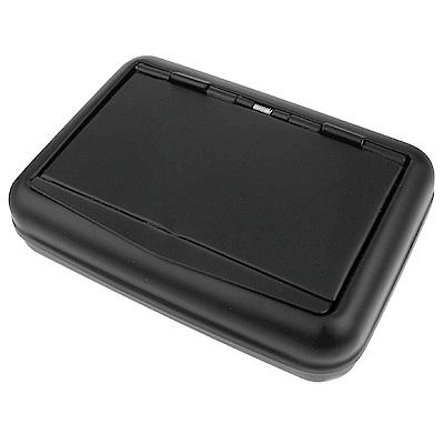 英國進口 TOBACCO CASE-馬口鐵製收納盒(煙盒/捲煙紙盒/煙草盒)-消光黑款