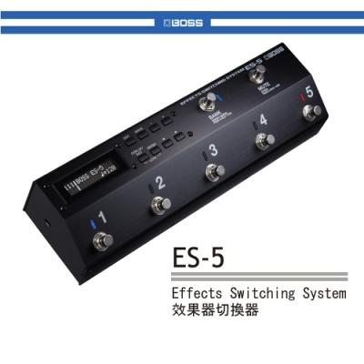 BOSS ES-5 效果切換器