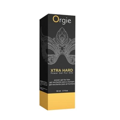 葡萄牙Orgie-XTRA HARD 男用長效修復英雄活力保養液-50ml