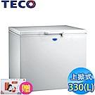 TECO東元 330L 上掀式單門冷凍櫃 RL3517W