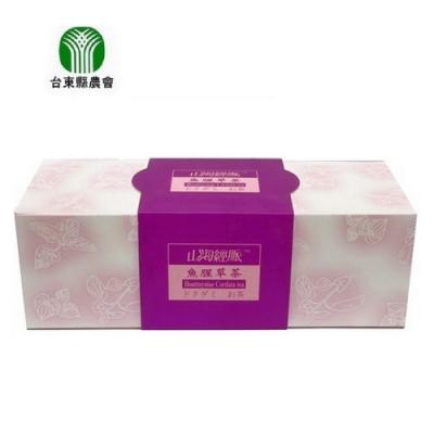 【台東縣農會】魚腥草茶(2gx20包/盒)
