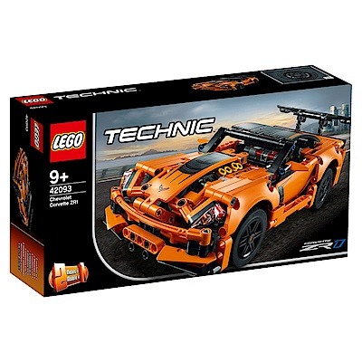 樂高LEGO 科技系列 - LT42093 Chevrolet Corvette ZR1