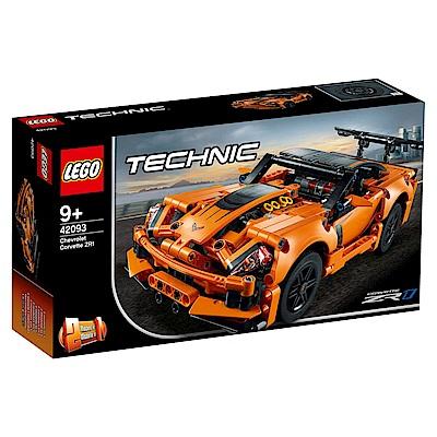 樂高LEGO 科技系列 - LT42093 Chevrolet Corvette ZR1