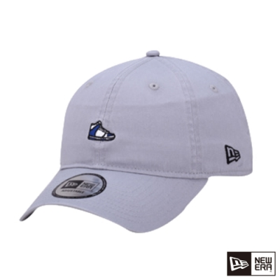 NEW ERA 9THIRTY 930 MINI LOGO 運動鞋 灰 棒球帽