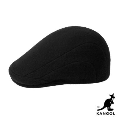 KANGOL-507 WOOL鴨舌帽-黑色