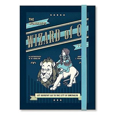 7321 Design OZ桃樂絲綁帶日誌V.33(無時效)-桃樂絲與獅子