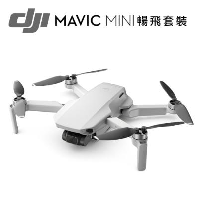 DJI Mavic Mini 摺疊航拍機 暢飛套裝版 (公司貨)