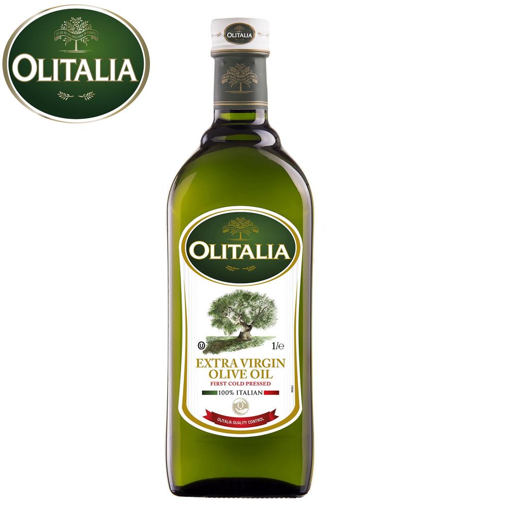 Olitalia奧利塔 特級冷壓橄欖油(1000ml)